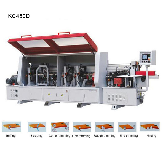 KC450D Edge Banding Machine
