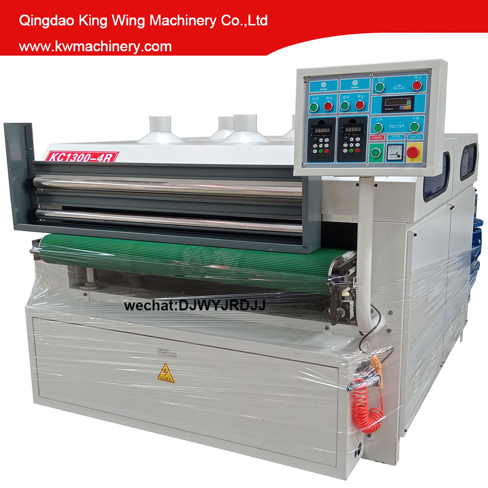 KC1300-4R Sanding machine