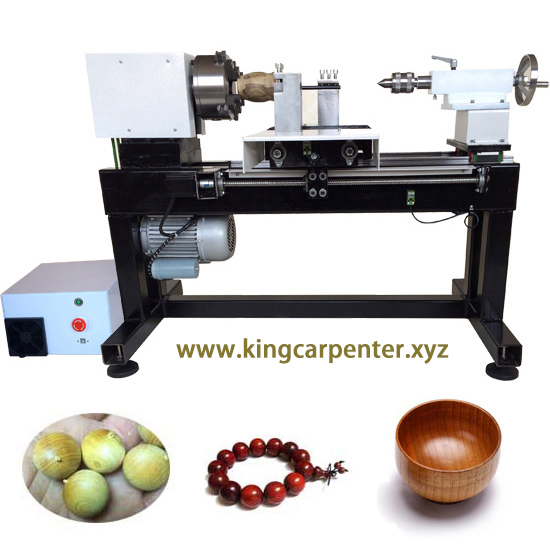 CNC Mini Wood Lathe