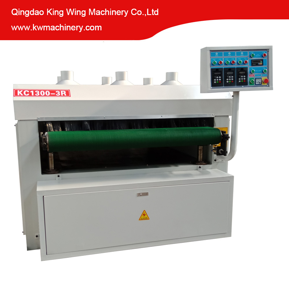 KC1300-3R Wire brush machine