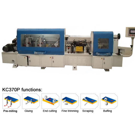 Edge Banding Machine KC370P